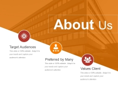 About Us Ppt PowerPoint Presentation Styles Slides