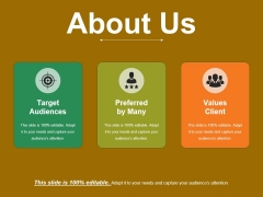 About Us Ppt PowerPoint Presentation Summary Structure