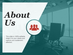 About Us Ppt PowerPoint Presentation Template