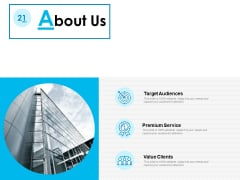 About Us Premium Service Ppt PowerPoint Presentation Summary Picture