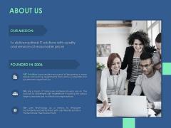 About Us Services Ppt PowerPoint Presentation Portfolio Structure