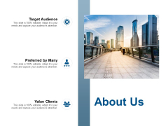 About Us Value Clients Ppt Powerpoint Presentation Portfolio Example Introduction