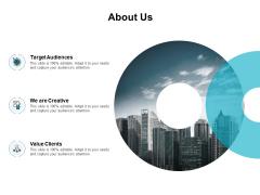 About Us Value Clients Ppt PowerPoint Presentation Slides Designs