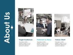 About Us Values Client Ppt PowerPoint Presentation Outline Design Inspiration