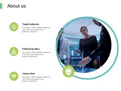 About Us Values Client Ppt PowerPoint Presentation Portfolio Ideas