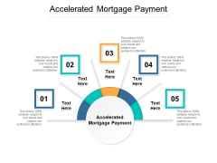 Accelerated Mortgage Payment Ppt PowerPoint Presentation Gallery Design Templates Cpb Pdf