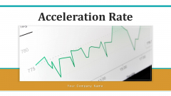 Acceleration Rate Stock Market Ppt PowerPoint Presentation Complete Deck With Slides