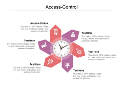 Access Control Ppt PowerPoint Presentation Layouts Display Cpb