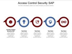 Access Control Security SAP Ppt PowerPoint Presentation Portfolio Designs Cpb Pdf