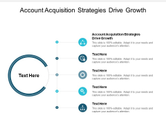 Account Acquisition Strategies Drive Growth Ppt PowerPoint Presentation Summary Example Introduction Cpb