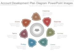Account Development Plan Diagram Powerpoint Images