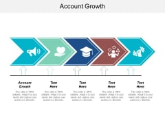 Account Growth Ppt PowerPoint Presentation Summary Introduction Cpb
