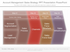 Account Management Sales Strategy Ppt Presentation Powerpoint