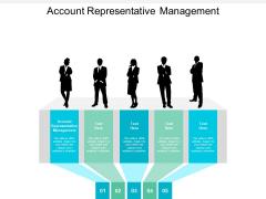 Account Representative Management Ppt PowerPoint Presentation Portfolio Examples Cpb
