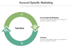 Account Specific Marketing Ppt PowerPoint Presentation Inspiration Designs Download Cpb Pdf