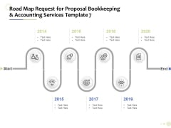 Accounting And Tax Services Road Map Request For Bookkeeping And Accounting Services 2014 Themes PDF