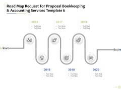 Accounting And Tax Services Road Map Request For Bookkeeping And Accounting Services 2015 Demonstration PDF