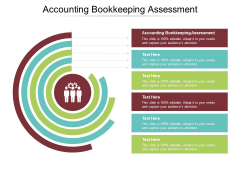 Accounting Bookkeeping Assessment Ppt PowerPoint Presentation Infographics Outline Cpb Pdf