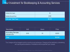 Accounting Bookkeeping Service Your Investment For Bookkeeping And Accounting Services Microsoft PDF