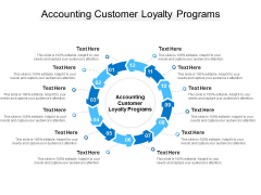 Accounting Customer Loyalty Programs Ppt PowerPoint Presentation Infographics Master Slide Cpb