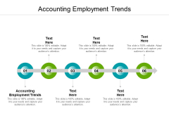 Accounting Employment Trends Ppt PowerPoint Presentation Slides Information Cpb Pdf