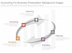 Accounting For Business Presentation Background Images