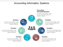 Accounting Information Systems Ppt PowerPoint Presentation Professional Good Cpb