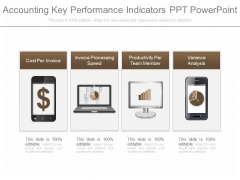 Accounting Key Performance Indicators Ppt Powerpoint