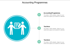 Accounting Programmes Ppt PowerPoint Presentation Ideas Portrait Cpb