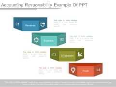 Accounting Responsibility Example Of Ppt