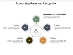Accounting Revenue Recognition Ppt PowerPoint Presentation Slide Cpb