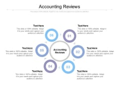 Accounting Reviews Ppt PowerPoint Presentation Ideas Infographics Cpb