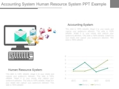 Accounting System Human Resource System Ppt Example