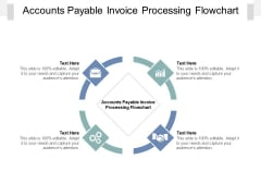 Accounts Payable Invoice Processing Flowchart Ppt PowerPoint Presentation Infographics Gallery Cpb Pdf
