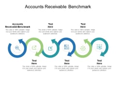 Accounts Receivable Benchmark Ppt PowerPoint Presentation Infographic Template Graphics Download Cpb