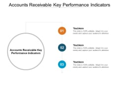 Accounts Receivable Key Performance Indicators Ppt PowerPoint Presentation Visual Aids Model Cpb
