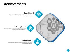 Achievements Management Ppt PowerPoint Presentation Infographic Template Templates