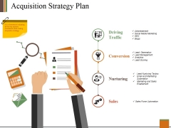 Acquisition Strategy Plan Template 1 Ppt PowerPoint Presentation Styles Graphic Tips