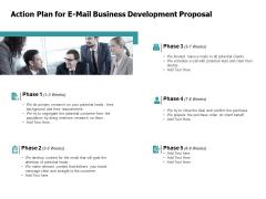 Action Plan For E Mail Business Development Proposal Teamwork Ppt PowerPoint Presentation Summary Ideas