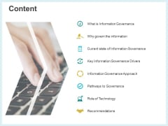 Action Plan Management Infrastructure Content Ppt Infographic Template Show PDF