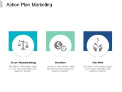 Action Plan Marketing Ppt PowerPoint Presentation Professional Elements Cpb