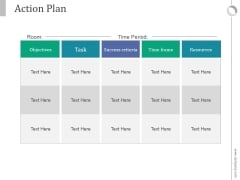 Action Plan Ppt PowerPoint Presentation Good
