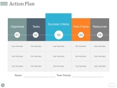 Action Plan Ppt PowerPoint Presentation Icon Deck
