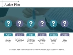 Action Plan Ppt PowerPoint Presentation Inspiration Master Slide