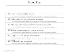 Action Plan Ppt PowerPoint Presentation Rules