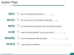 Action Plan Ppt PowerPoint Presentation Sample