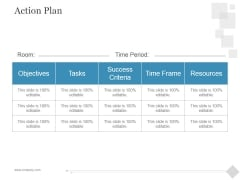 Action Plan Ppt PowerPoint Presentation Visuals