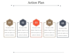 Action Plan Template 1 Ppt PowerPoint Presentation Rules