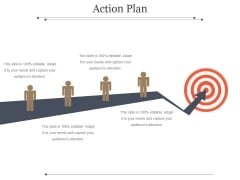 Action Plan Template 2 Ppt PowerPoint Presentation Tips