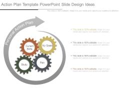 Action Plan Template Powerpoint Slide Design Ideas